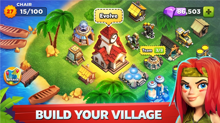 Puzzle Island: Match 3 Game