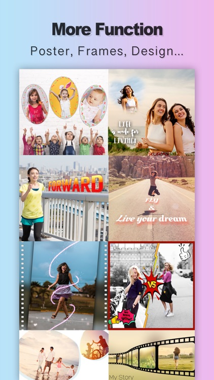 Photo Collage - Perfect Image screenshot-7