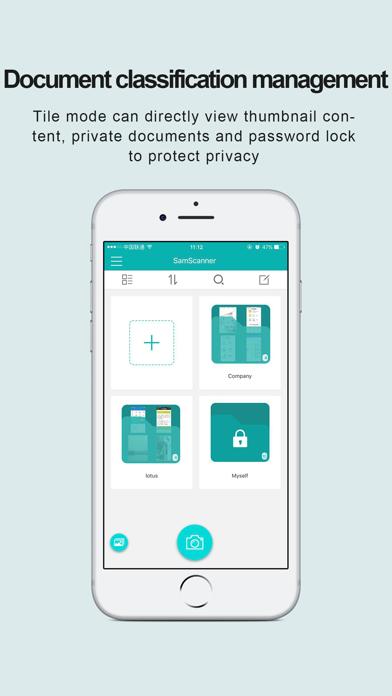 Screenshot for pdf scanner – Wordscanner pro in Thailand App Store
