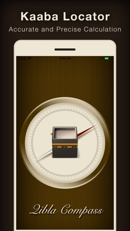 Qibla Compass (Kaaba Locator) screenshot-3
