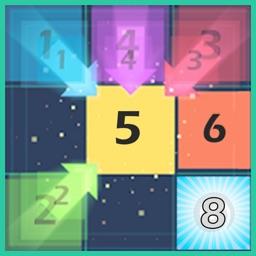 Number Merge - Block Puzzle