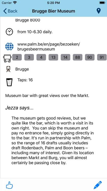 Beer Guide Brugge screenshot-4