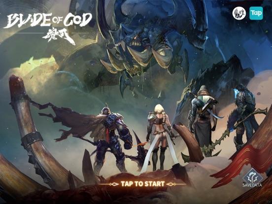 Blade of God - 3Dハードコアアクションのおすすめ画像1
