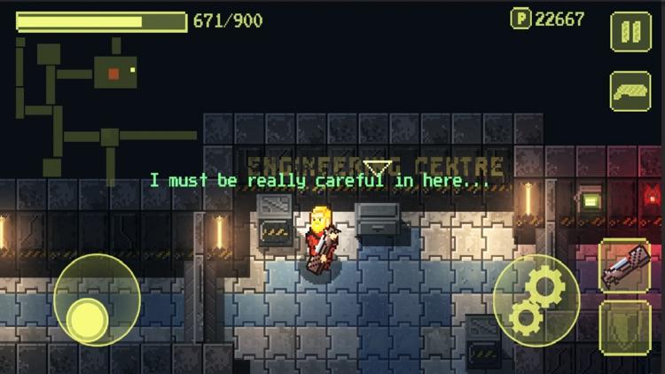 Ailment: space bullet hell screenshot-4