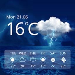 Weather≌ Forecast Meteorology