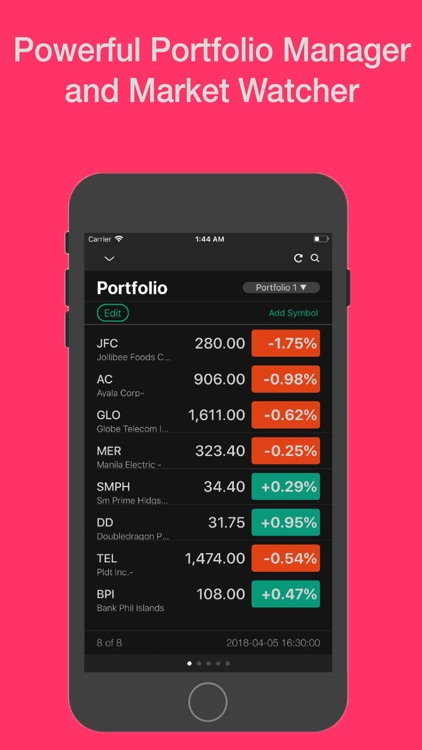 iPhilStocks Plus screenshot-0