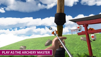 Shooting Perfect Bowmasters screenshot 2
