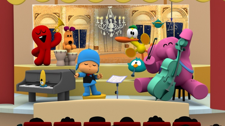 Pocoyo Classical Music Lite screenshot-1