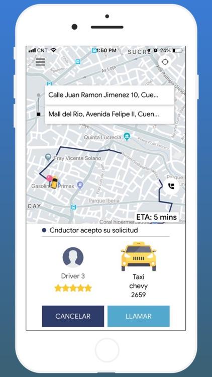 Taxi Express screenshot-3