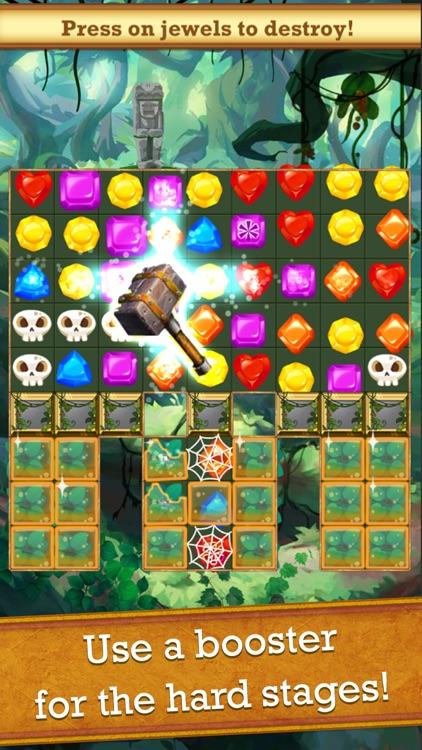 Jewel Blast Quest screenshot-4