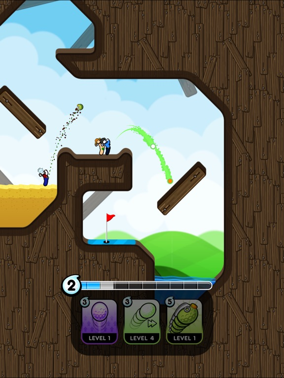 Golf Blitz screenshot 17