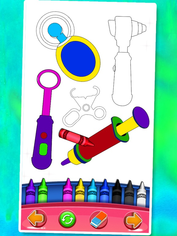 Doctor kit toys - Doctor Game screenshot 9
