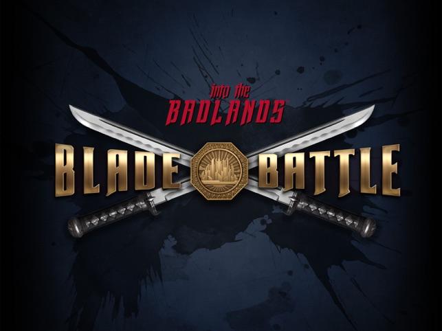 Into the Badlands Blade Battle