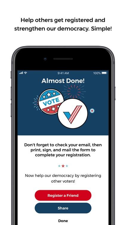 VoterPal - Register Today screenshot-4