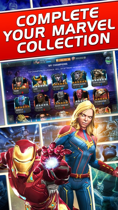 download Marvel Contest of Champions for PC