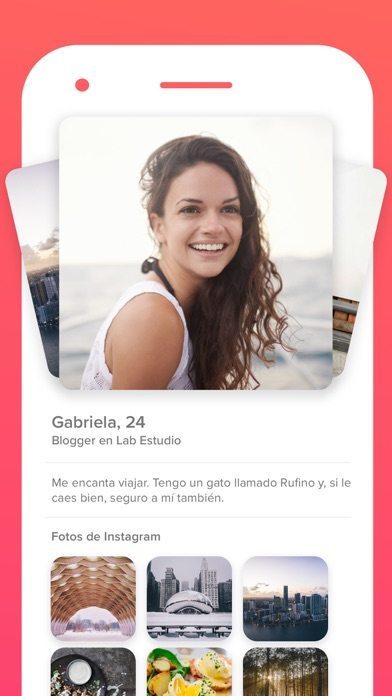 Screenshot for Tinder in Mexico App Store