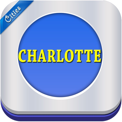 Charlotte Offline Map Guide