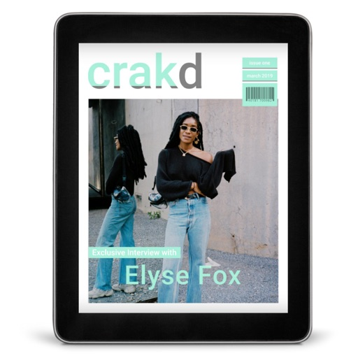 crakd Magazine download