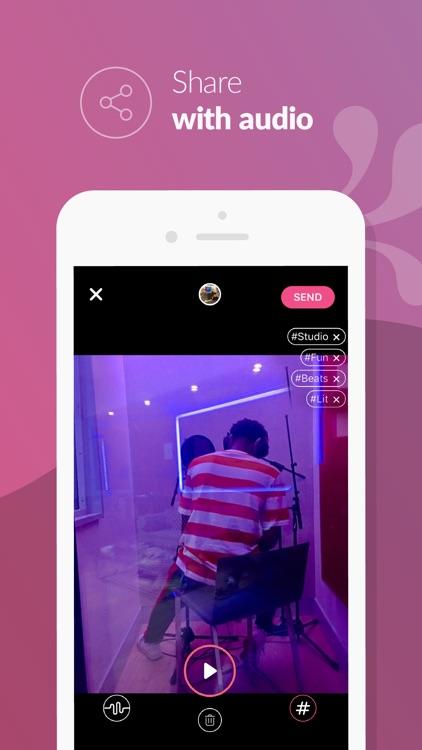 Lyrc - Real Short Audio screenshot-3