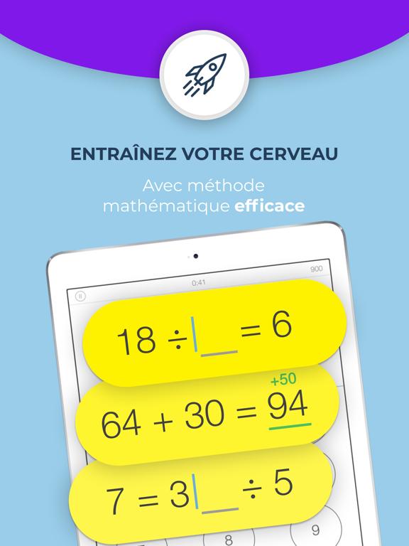Screenshot #4 pour Math Brain Booster