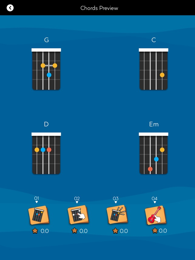 Tunefor Ukulele tuner & chords on the App Store