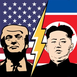 Trump versus Kim