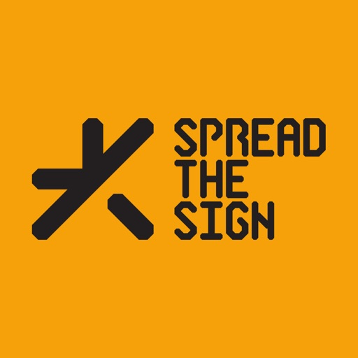 Spread The Sign - Language
