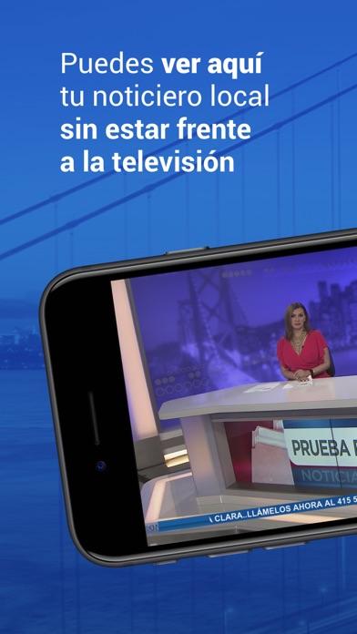 Univision 14 Área de la Bahía screenshot 1