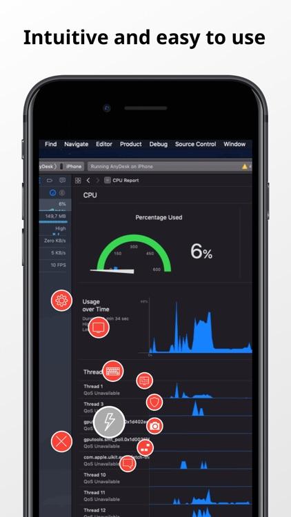 AnyDesk screenshot-3