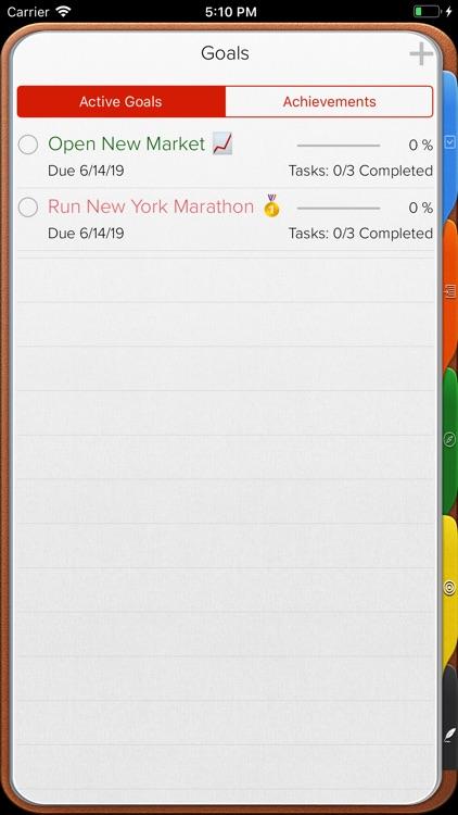 Opus One: Daily Planner screenshot-7