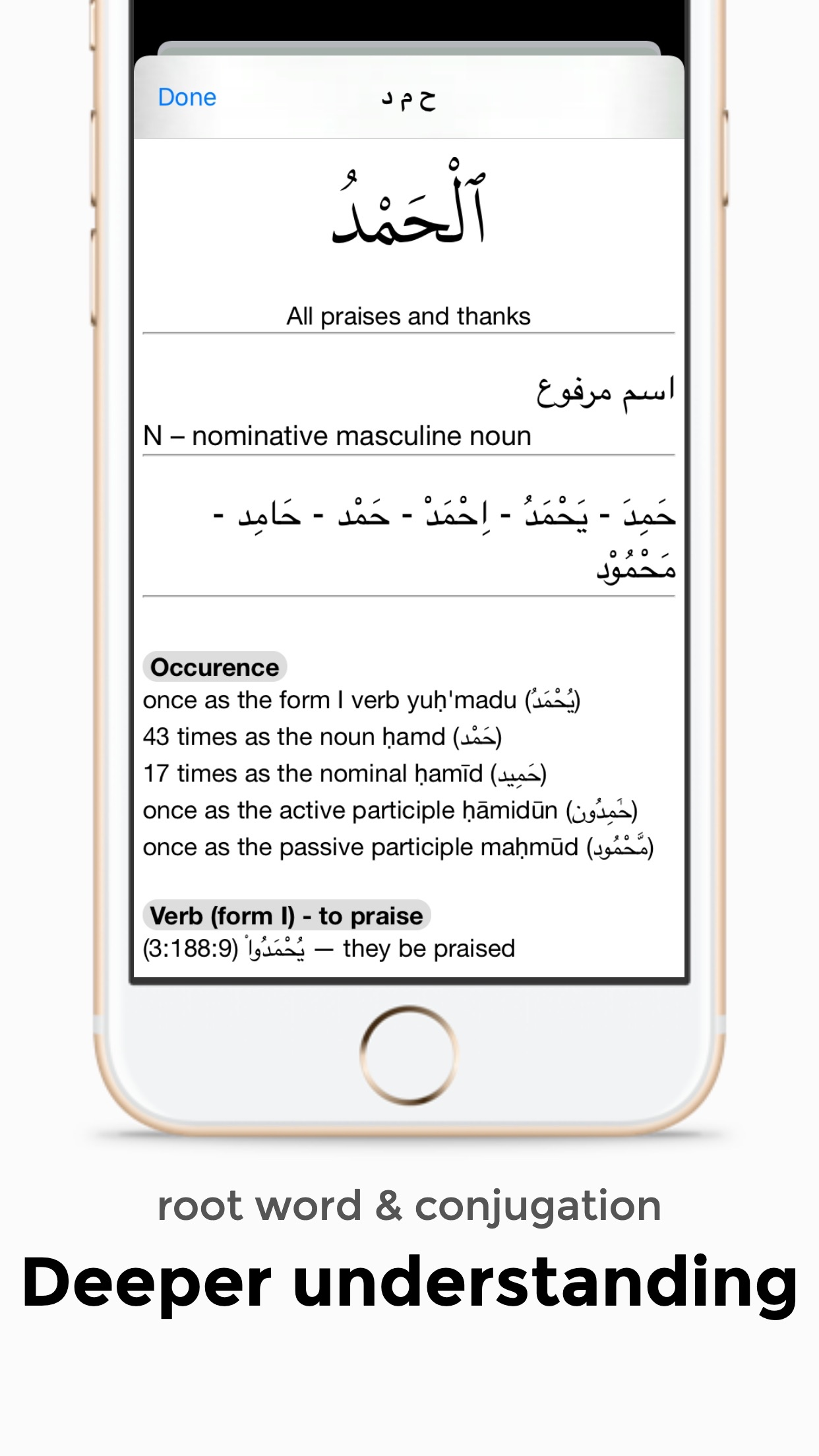 Quran Word by Word Screenshot