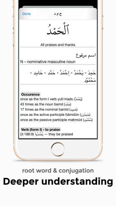 Quran Word by Word screenshot three