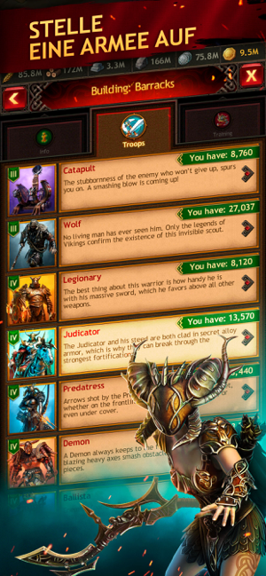 ‎Vikings: War of Clans Screenshot