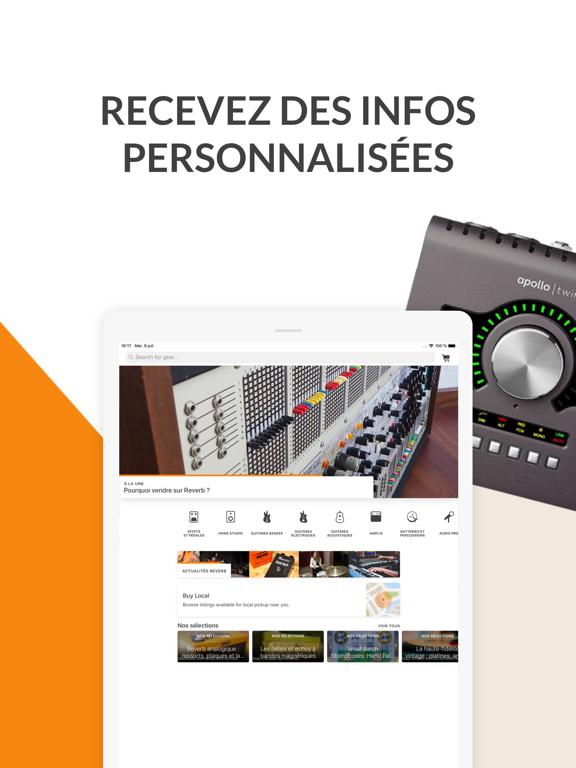 Screenshot #6 pour Reverb.com