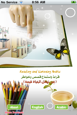 Reading and Listening Arabic - náhled