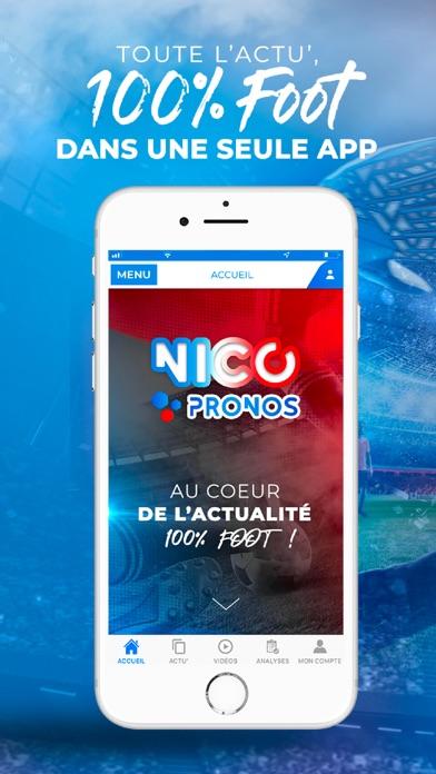 download Nico Pronos- Actu, Foot, Prono apps 3