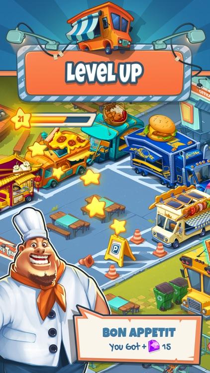 Idle Food Truck Tycoon™ screenshot-0