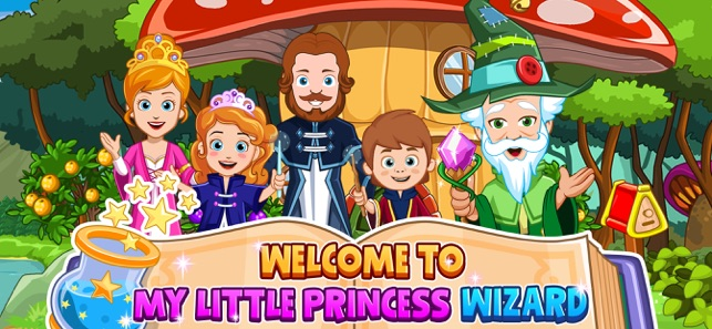 تحميل my little princess wizard مجانا