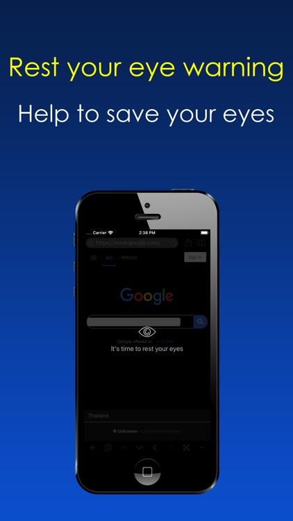 Dark Night Browser screenshot-5