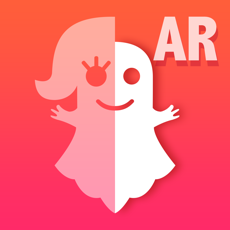 ‎Ghost Lens AR Fun Movie Maker