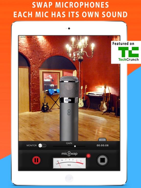 MicSwap Pro Microphone Modeler | App Price Drops