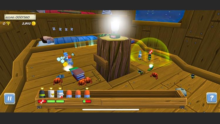 Wind Up Robots screenshot-3