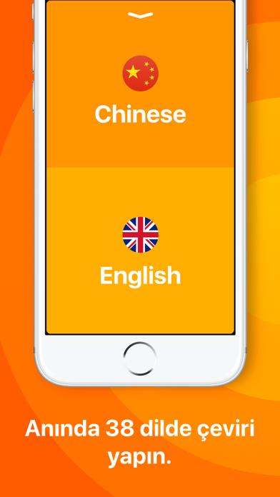 Screenshot for iTranslate Converse Çeviri in Turkey App Store