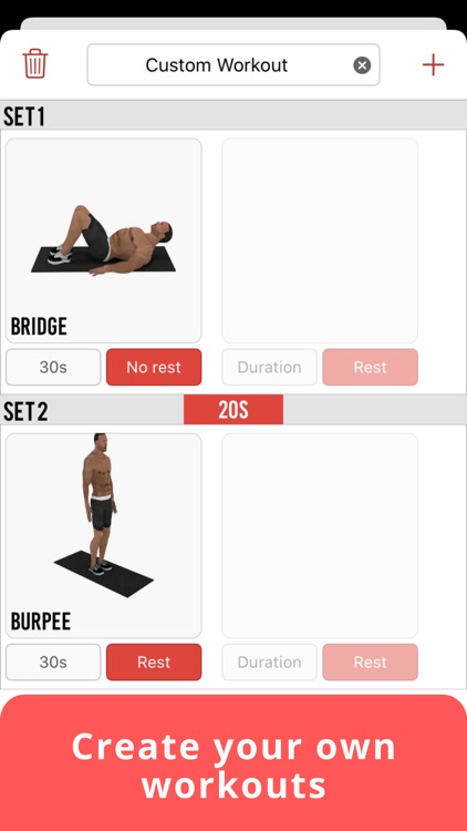 4LONIX workout trainer screenshot-8