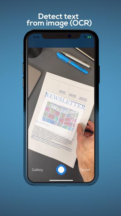 Scanner PDF Translate DocumentScreenshot von 1