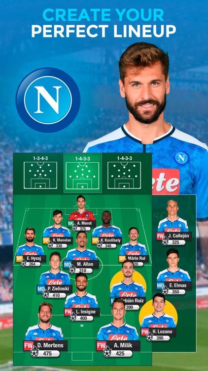 SSC Napoli FANTASY MANAGER 19