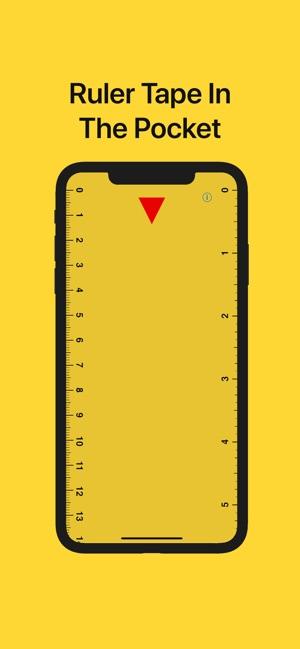 Ruler Tape 17: cái thước