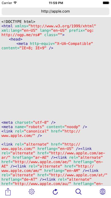 Source Code Reader review screenshots
