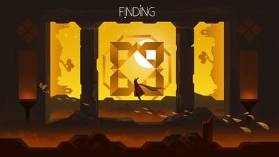 Finding..のスクリーンショット