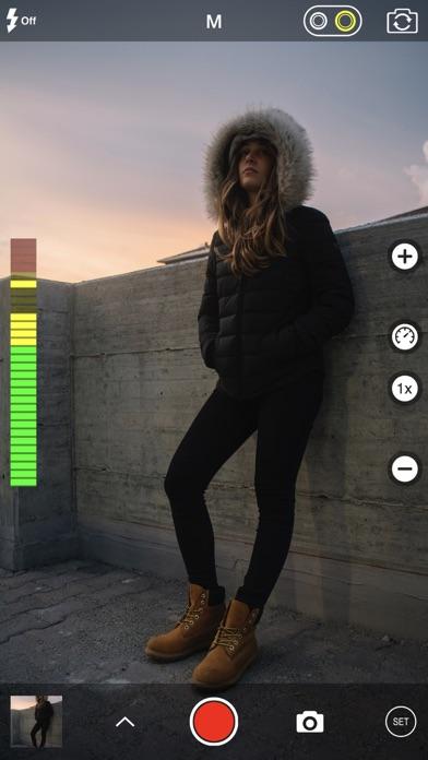 Screenshot for ProCam 6 in Ecuador App Store